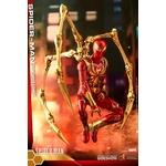 Figurine Marvels Spider-Man Video Game Masterpiece Spider-Man Iron Spider Armor 30cm 1001 Figurines (4)