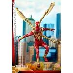 Figurine Marvels Spider-Man Video Game Masterpiece Spider-Man Iron Spider Armor 30cm 1001 Figurines (5)