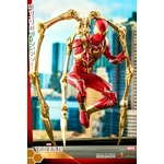 Figurine Marvels Spider-Man Video Game Masterpiece Spider-Man Iron Spider Armor 30cm 1001 Figurines (6)