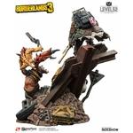 Statuette Borderlands 3 FL4K A Good Hunt 58cm 1001 figurines (5)