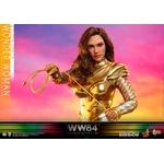 Figurine Wonder Woman 1984 Movie Masterpiece Golden Armor Wonder Woman 30cm 1001 Figurines (1)