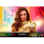 Figurine Wonder Woman 1984 Movie Masterpiece Golden Armor Wonder Woman 30cm 1001 Figurines (2)