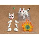 Figurine Nendoroid Okami Amaterasu 10cm 1001 Figurines (2)