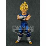 Statuette Dragon Ball Z Grandista Super Saiyan Vegeta Manga Dimensions 34cm 1001 fIGURINES 5