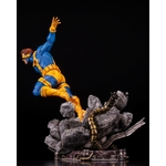 Statuette Marvel Comics Fine Art Cyclops 40cm 1001 Figurines (5)