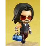 Figurine Nendoroid Cyberpunk 2077 Johnny Silverhand 10cm 1001 Figurines (2)