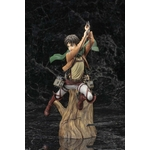 Statuette Attack on Titan ARTFX J Eren Yeager Renewal Package Ver. 26cm 1001 Figurines (4)
