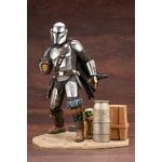 Statuette Star Wars The Mandalorian ARTFX Mandalorian & The Child 26cm 1001 Figurines (2)