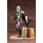 Statuette Star Wars The Mandalorian ARTFX Mandalorian & The Child 26cm 1001 Figurines (3)