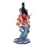 Statuette One Piece Figuarts ZERO Extra Battle Kozuki Oden 30cm 1001 Figurines (1)
