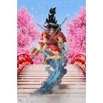 Statuette One Piece Figuarts ZERO Extra Battle Kozuki Oden 30cm 1001 Figurines (7)