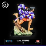 Statue One Piece Kozuki Oden Tsume Ikigai 44cm 1001 Figurines (1)