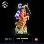 Statue One Piece Kozuki Oden Tsume Ikigai 44cm 1001 Figurines