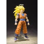 Figurine Dragon Ball Z S.H. Figuarts SSJ 3 Son Goku 16cm 1001 Figurines (1)