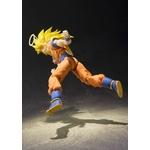 Figurine Dragon Ball Z S.H. Figuarts SSJ 3 Son Goku 16cm 1001 Figurines (2)