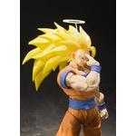 Figurine Dragon Ball Z S.H. Figuarts SSJ 3 Son Goku 16cm 1001 Figurines (3)