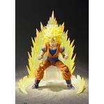 Figurine Dragon Ball Z S.H. Figuarts SSJ 3 Son Goku 16cm 1001 Figurines (6)