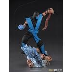 Statuette Mortal Kombat Art Scale Sub-Zero 23cm 1001 Figurines (3)