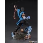 Statuette Mortal Kombat Art Scale Sub-Zero 23cm 1001 Figurines (4)