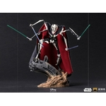 Statuette Star Wars Deluxe BDS Art Scale General Grievous 33cm 1001 Figurines (1)