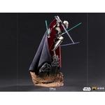 Statuette Star Wars Deluxe BDS Art Scale General Grievous 33cm 1001 Figurines (8)