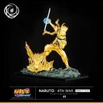Statue Naruto Shippuden Naruto 4th War Ikigai by Tsume 36cm 1001 Figurines (18)