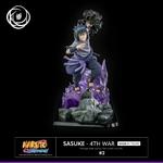 Statue Naruto Shippuden Sasuke 4th War Ikigai by Tsume 31cm 1001  fIGURINES (6)