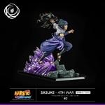 Statue Naruto Shippuden Sasuke 4th War Ikigai by Tsume 31cm 1001  fIGURINES (1)