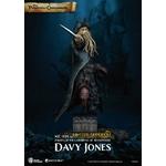 Statuette Pirates des Caraïbes Jusqu'au bout du monde Master Craft Davy Jones 42cm 1001 Figurines (1)