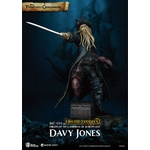 Statuette Pirates des Caraïbes Jusquau bout du monde Master Craft Davy Jones 42cm 1001 Figurines (9)