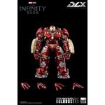 Figurine Infinity Saga DLX Iron Man Mark 44 Hulkbuster 30cm 1001 Figurines (2)