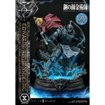 Statue Fullmetal Alchemist Edward & Alphonse Elric Deluxe Version 56cm 1001 Figurines (1)