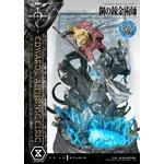 Statue Fullmetal Alchemist Edward & Alphonse Elric Deluxe Version 56cm 1001 Figurines (3)