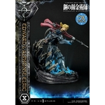 Statue Fullmetal Alchemist Edward & Alphonse Elric Deluxe Version 56cm 1001 Figurines (8)