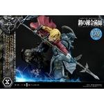 Statue Fullmetal Alchemist Edward & Alphonse Elric Deluxe Version 56cm 1001 Figurines (25)