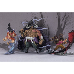 Statuette One Piece Figuarts Zero Extra Battle Kaido King of the Beasts 32cm 1001 Figurines 7