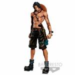 Statuette One Piece Banpresto Chronicle Master Stars Piece Portgas D. Ace 26cm 1001 Figurines 1