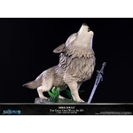 Statuette Dark Souls SD The Great Grey Wolf Sif 22cm 1001 Figurines (2)