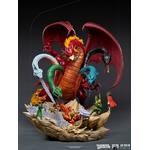 Statuette Dungeons & Dragons Demi Art Scale Tiamat Battle 56cm 1001 Figurines (2)