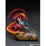 Statuette Dungeons & Dragons Demi Art Scale Tiamat Battle 56cm 1001 Figurines (3)