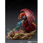 Statuette Dungeons & Dragons Demi Art Scale Tiamat Battle 56cm 1001 Figurines (5)