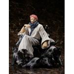 Statuette Jujutsu Kaisen Sukuna Ryomen King of Curses 21cm 1001 Figurines (2)