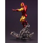 Statuette Marvel Avengers Fine Art Iron Man 42cm 1001 Figurines (3)