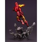 Statuette Marvel Avengers Fine Art Iron Man 42cm 1001 Figurines (5)