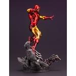 Statuette Marvel Avengers Fine Art Iron Man 42cm 1001 Figurines (6)