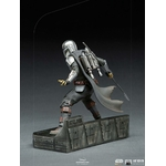 Statuette Star Wars The Mandalorian BDS Art Scale Mandalorian 20cm 1001 Figurines (3)