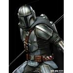 Statuette Star Wars The Mandalorian BDS Art Scale Mandalorian 20cm 1001 Figurines (6)
