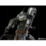 Statuette Star Wars The Mandalorian BDS Art Scale Mandalorian 20cm 1001 Figurines (7)