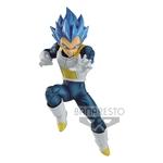 Statuette Dragon Ball Super Chosenshiretsuden II SSGSS Vegeta Evolution 13cm 1001 Figurines (1)