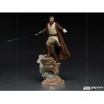 Statuette Star Wars Deluxe BDS Art Scale Obi-Wan Kenobi 28cm 1001 Figurines (2)